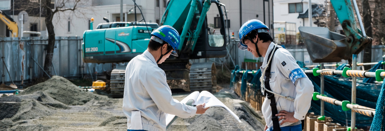 株式会社大幸組は北九州市の公共工事を主軸としたインフラ整備に携わっています。